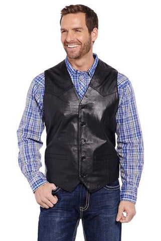 Cripple Creek Button Front Lamb Vest