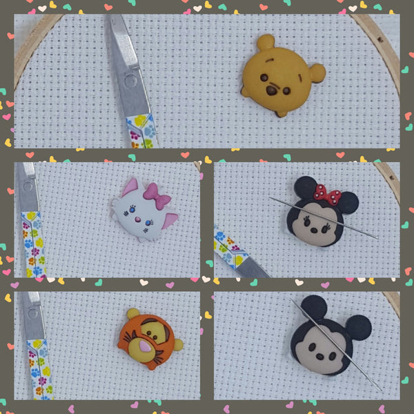 Needle Minder - Disney Tsum Tsums