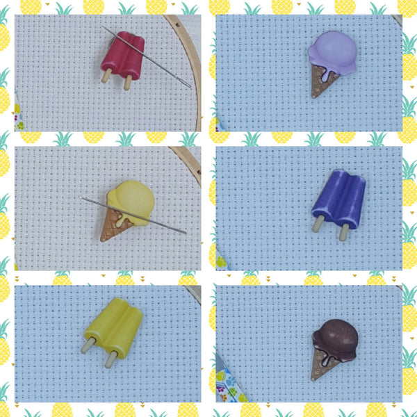 Needle Minder - Ice Cream & Popsicles