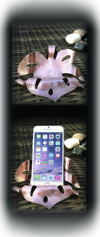 Leaf Mobile Phone Holder