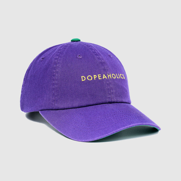 DOPEAHOLICS DAD HAT
