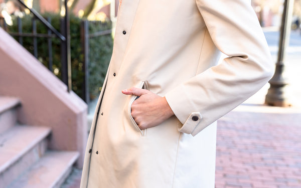 The staple that never goes out style: The Trench Coat