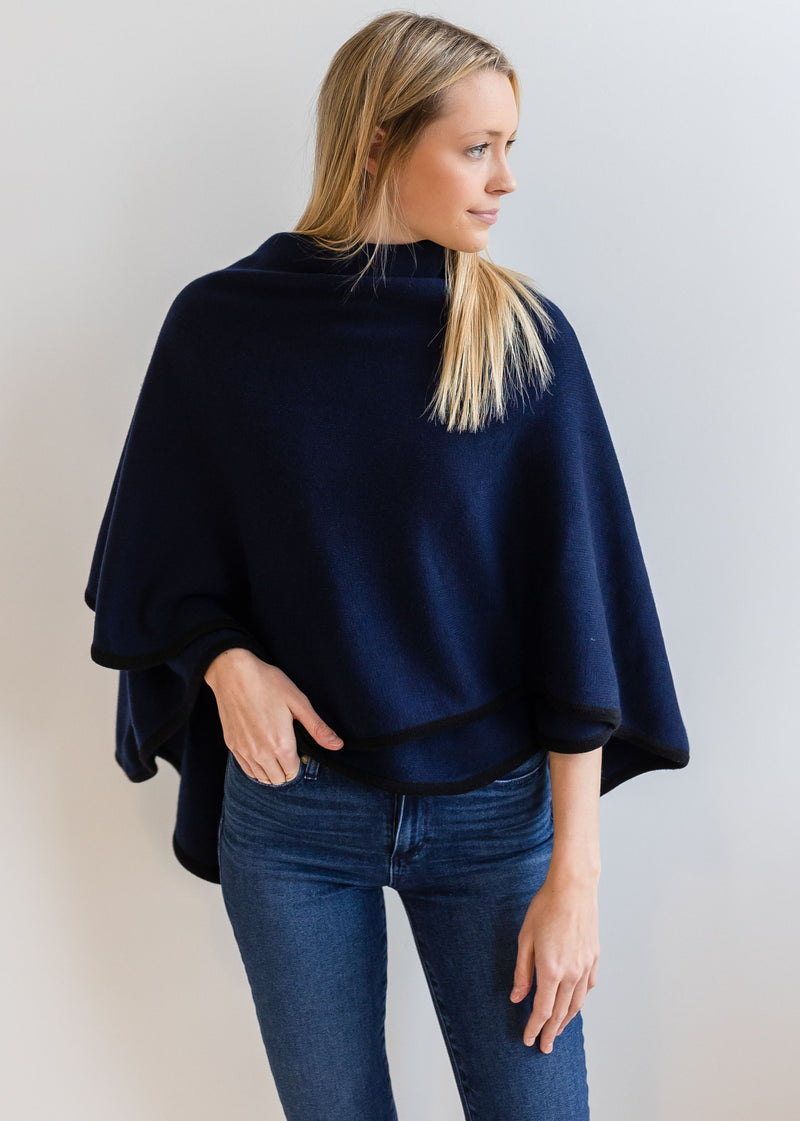 The Knit Cape