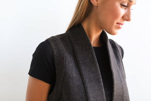 The Long Reversible Vest