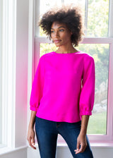 The Puff Sleeve Blouse
