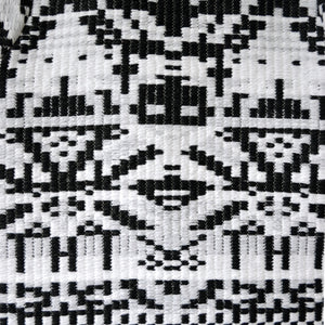 Black & White Navajo