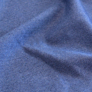 Soft Wool Flannel - Cornflower Blue