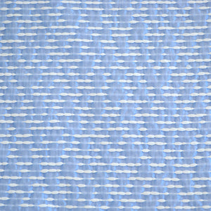Candied Jacquard - Periwinkle