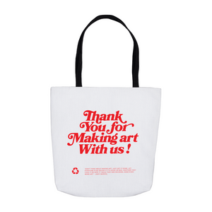 Thank You Tote Bag