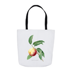 Life's a Peach Tote Bag