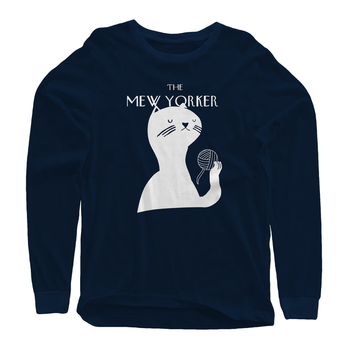 Mew Yorker Long Sleeve