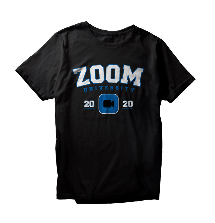 Quad Zoom University T-Shirt