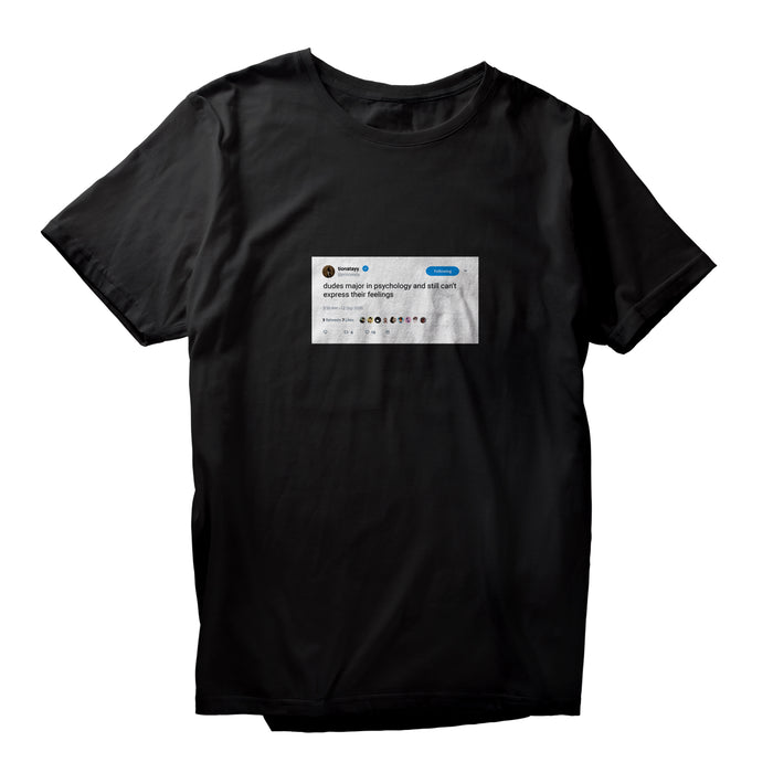 Psychology Dude T-Shirt