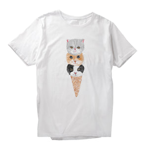 Kitty Cone T-Shirt