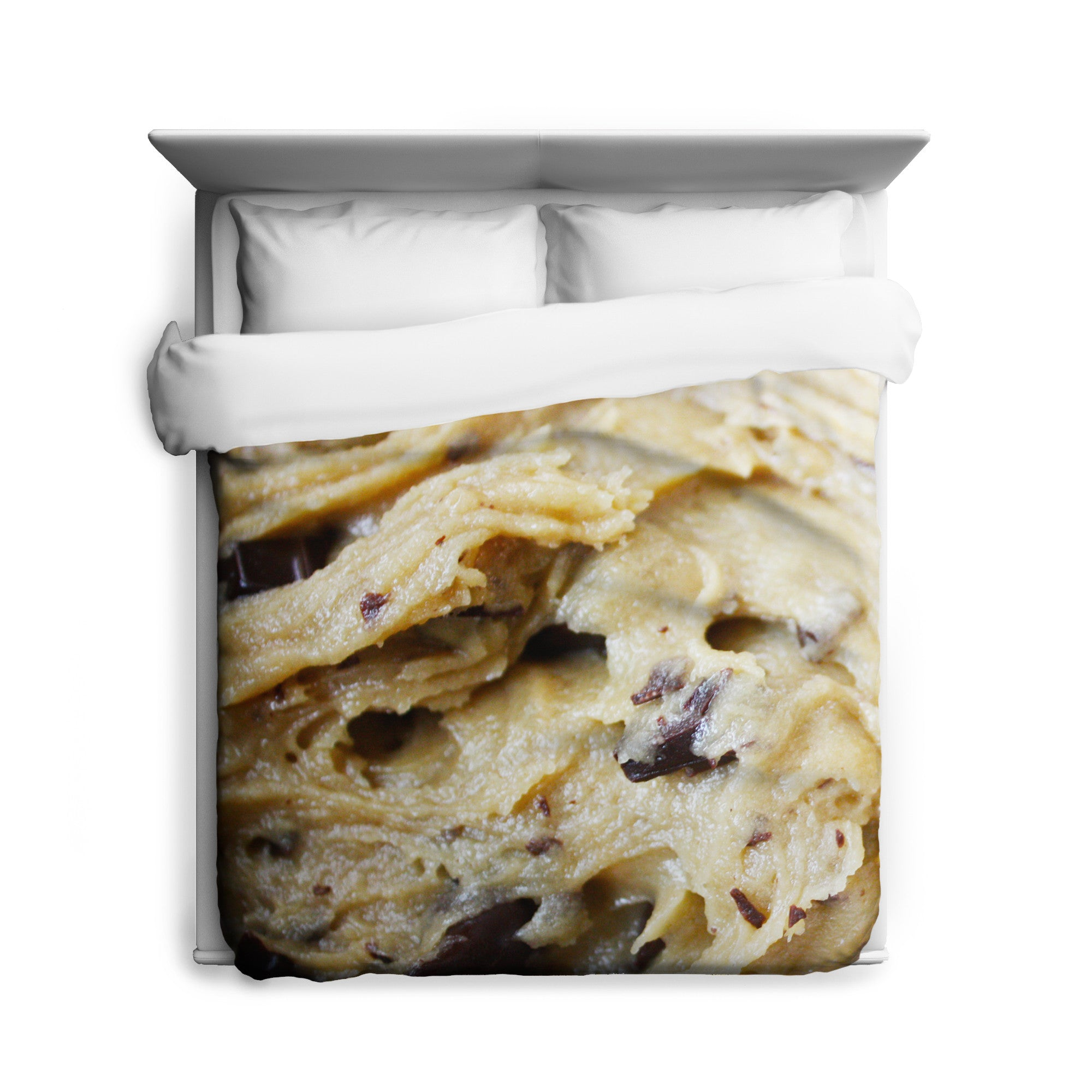 Cookie Dough Duvet Cover