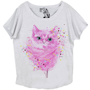 Cotton Kitty Tee