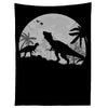 Dino Night Tapestry