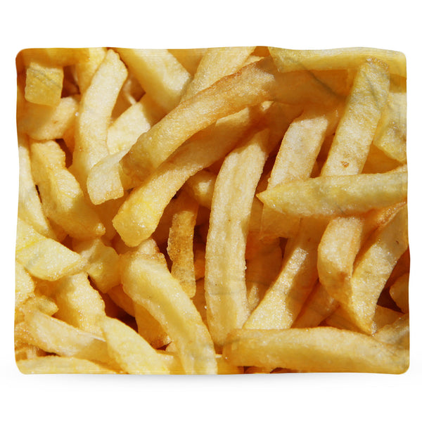 French Fries cozy Blanket