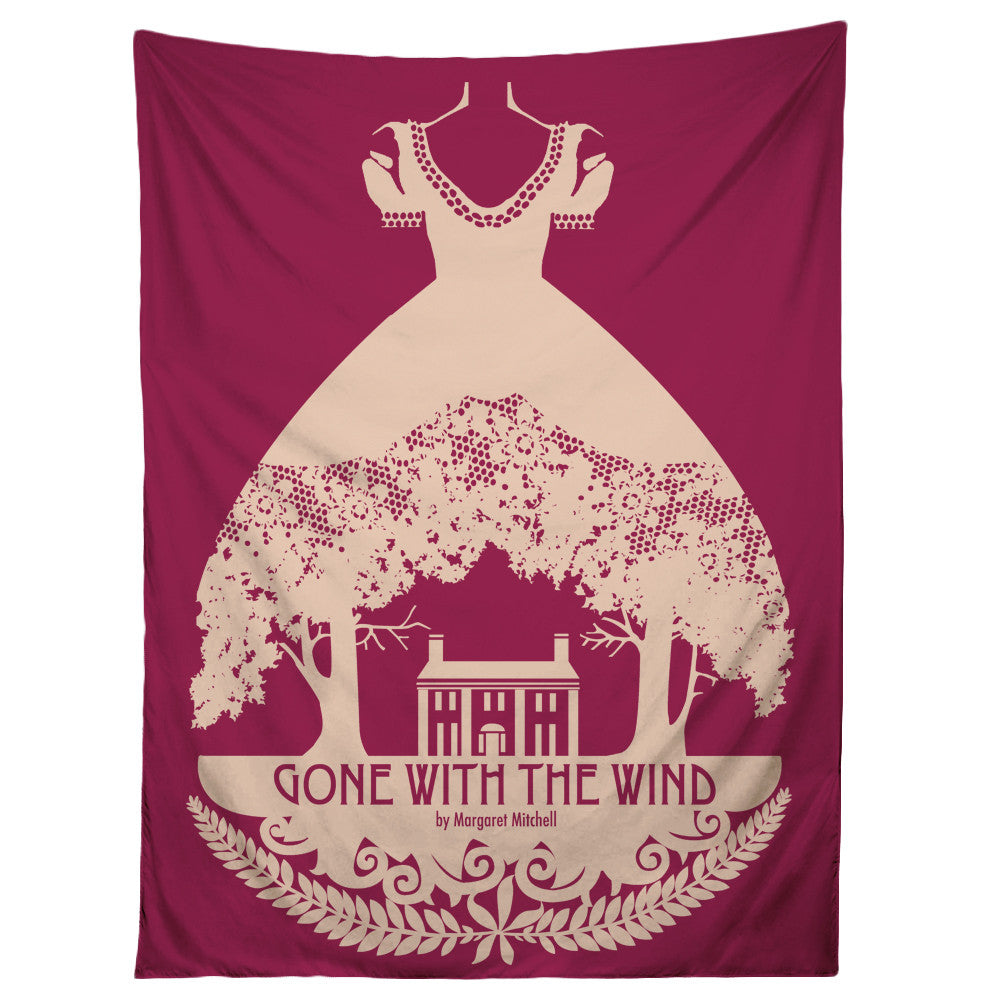 Gone With The Wind Tapestry