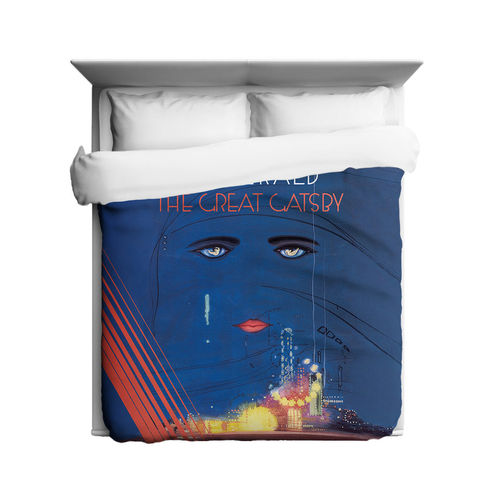 Great Gatsby Duvet Cover