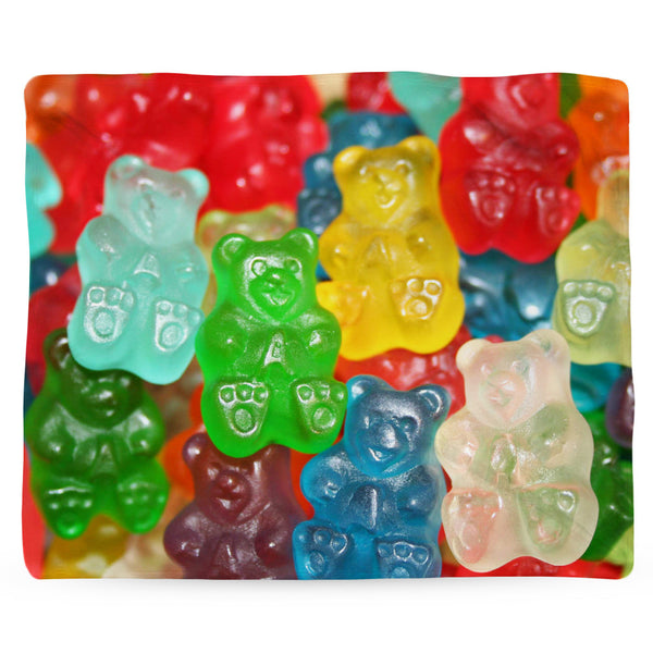 Gummy Bears cozy Blanket