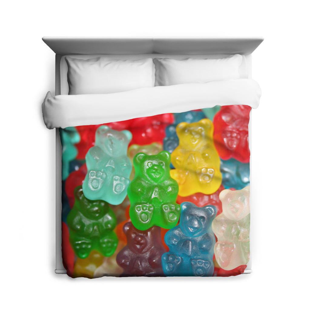 Gummy Bears Duvet Cover