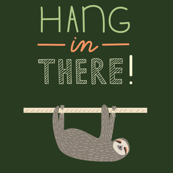 Hang In There Shower Curtain College Magazine Shop