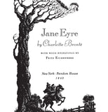 Jane Eyre Throw Pillow