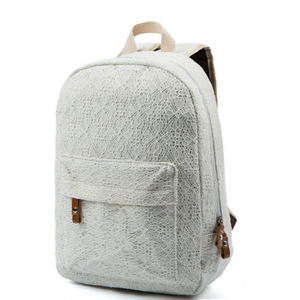 Lace Fashion Backpack Women
