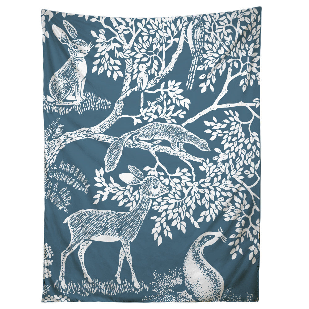 Little Deer Tapestry