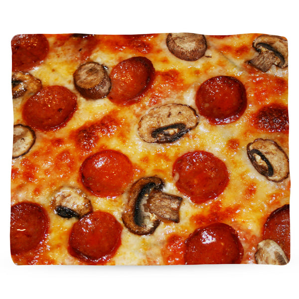 Pizza cozy Blanket