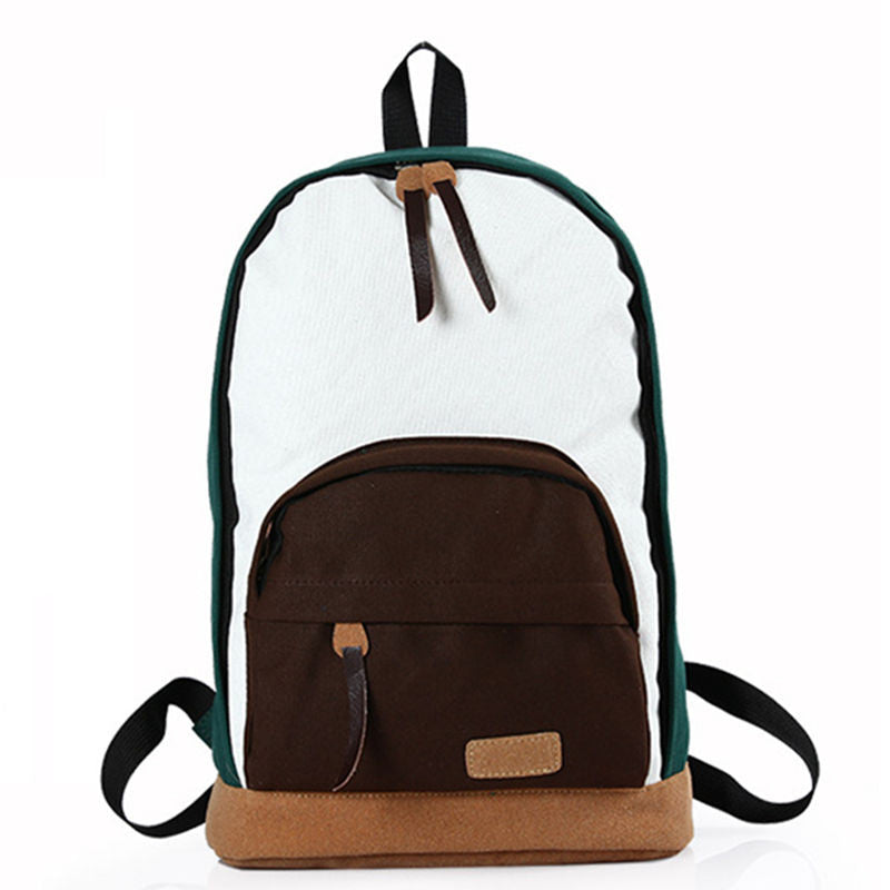 Bold Canvas Backpack Women