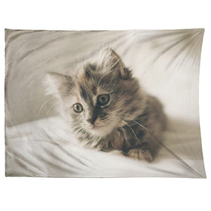 Cuddly Cat Tapestry