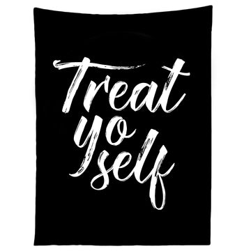 Treat Yo Self Tapestry
