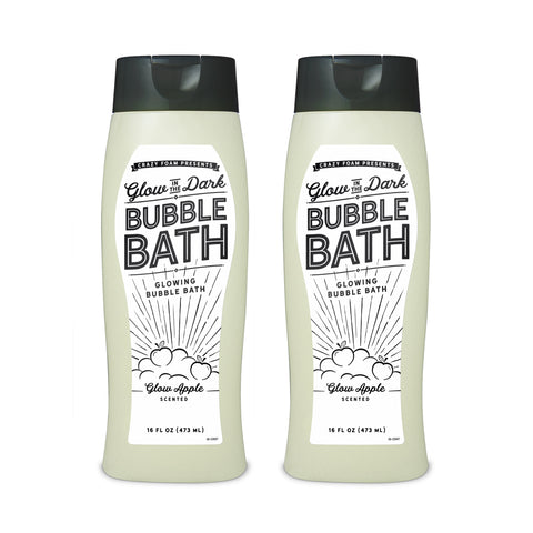 Glow-in-the-Dark Bubble Bath 2 Pack