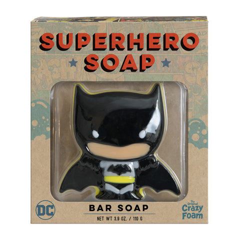 DC Comics Superhero Soap Batman