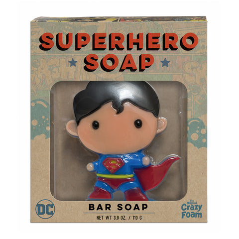 DC Comics Superhero Soap Superman