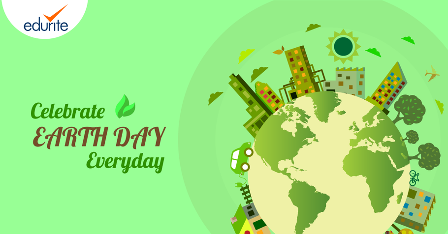 Celebrate Earth Day Everyday!