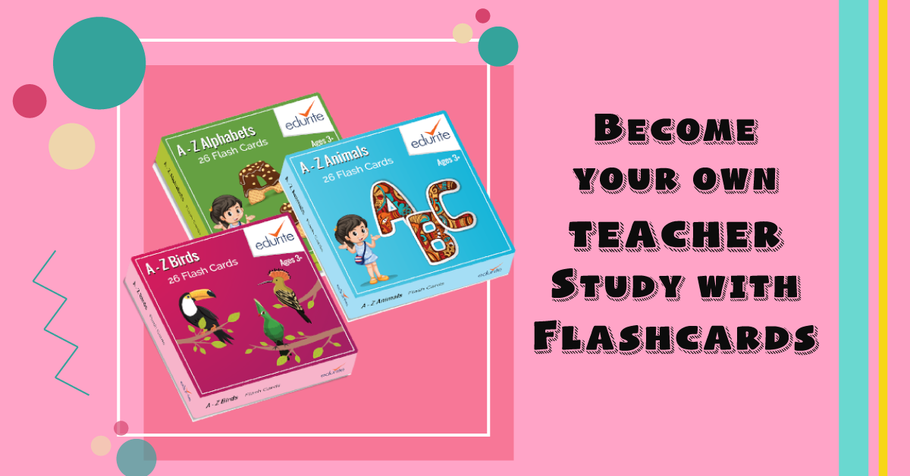 Become your own teacher-Study with Flashcards