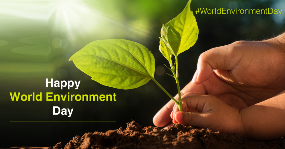 Happy World Environment Day 2018 – Lets pledge to 'Beat Plastic Pollution' and save our Environment