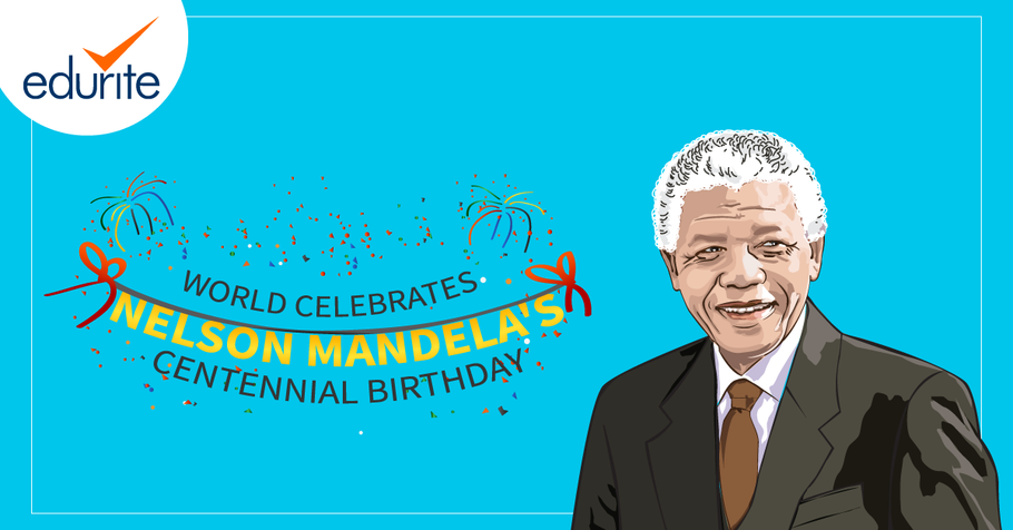World celebrates Nelson Mandela's centennial birthday – the last great liberator of the 20th century