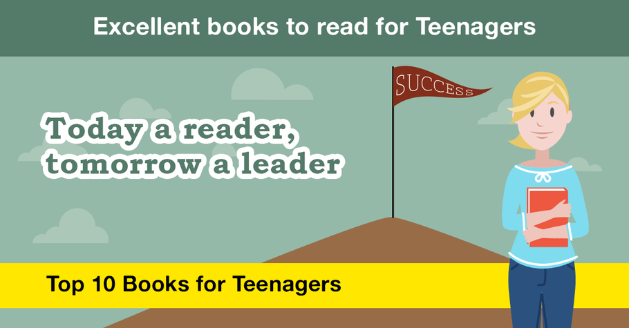 10 Books to read for Teenagers