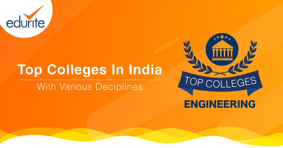 Top Colleges with Various Disciplines (For Engineering)