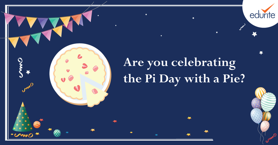 Are you celebrating the Pi Day with a Pie?