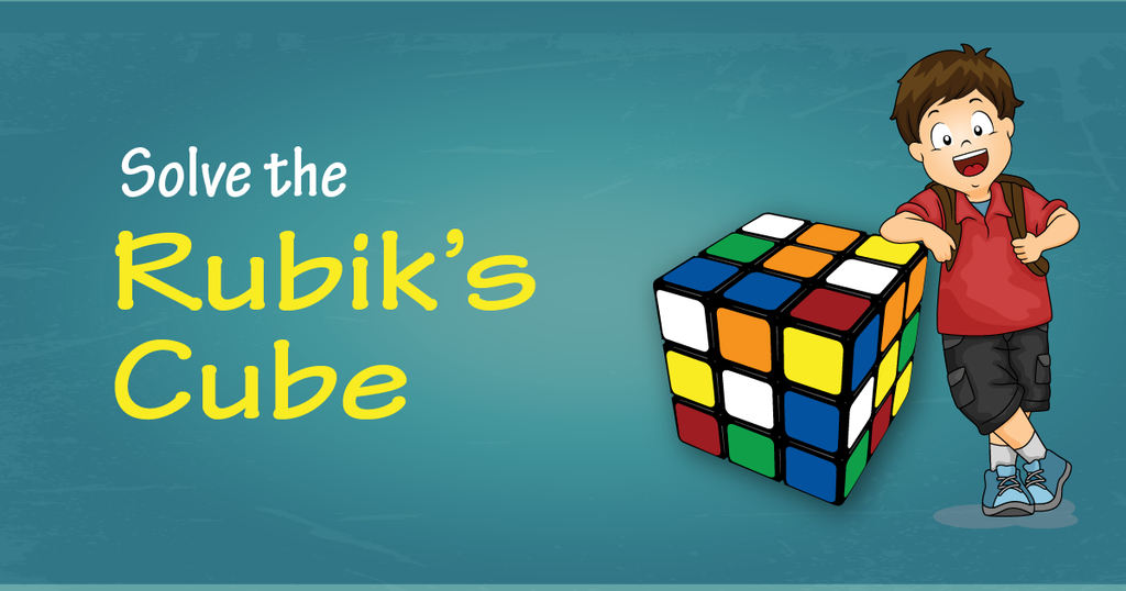How to solve Rubik's cube?