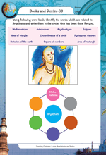 Load image into Gallery viewer, Edurite Class 6 Mathematics ,English ,Science and Social Studies Combo Worksheets