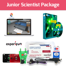 Load image into Gallery viewer, Edurite Junior Scientist Pack For Class 10