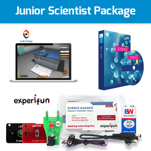 Edurite Junior Scientist Pack For Class 9