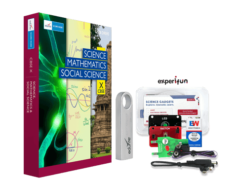 CBSE Class 10 Super Learning Kit