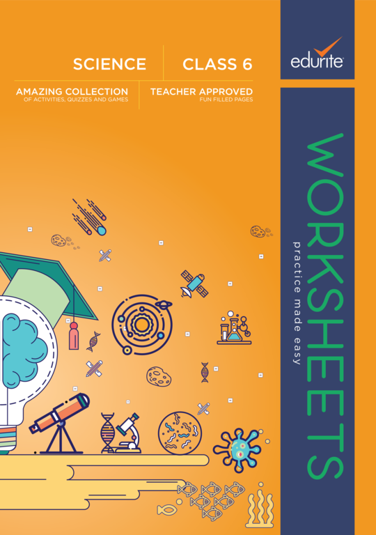 Edurite Class 6 Science Worksheets